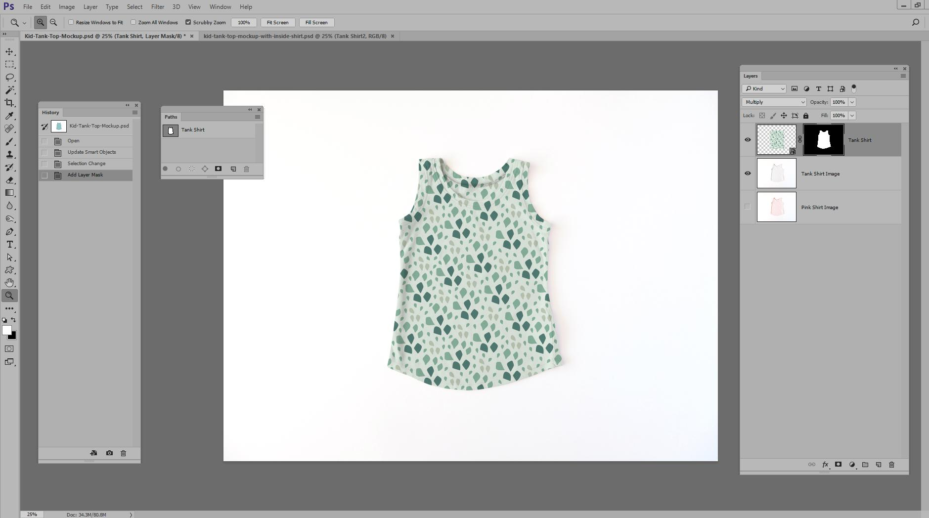 patterned-shirt-product-mockup