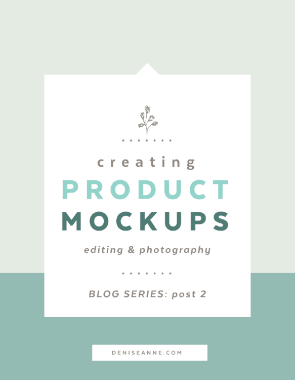 Creating product mockups and editing your images to prepare them to make your first product mockup for patterns.