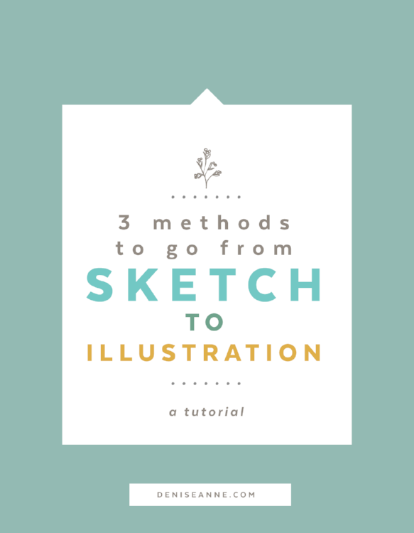 3-methods-to-go-from-sketch-to-illustration