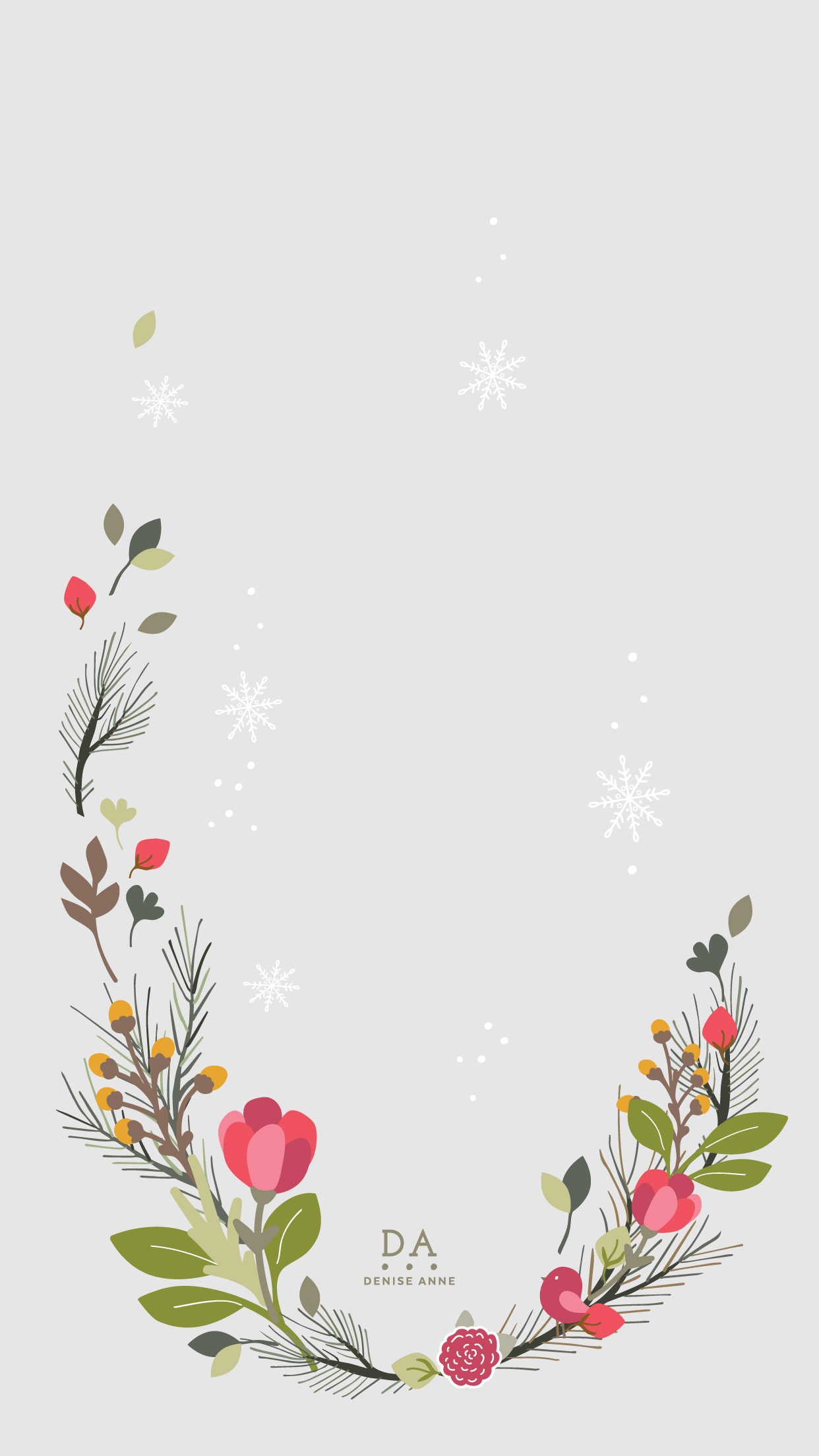 Christmas Flowers - Click for download links