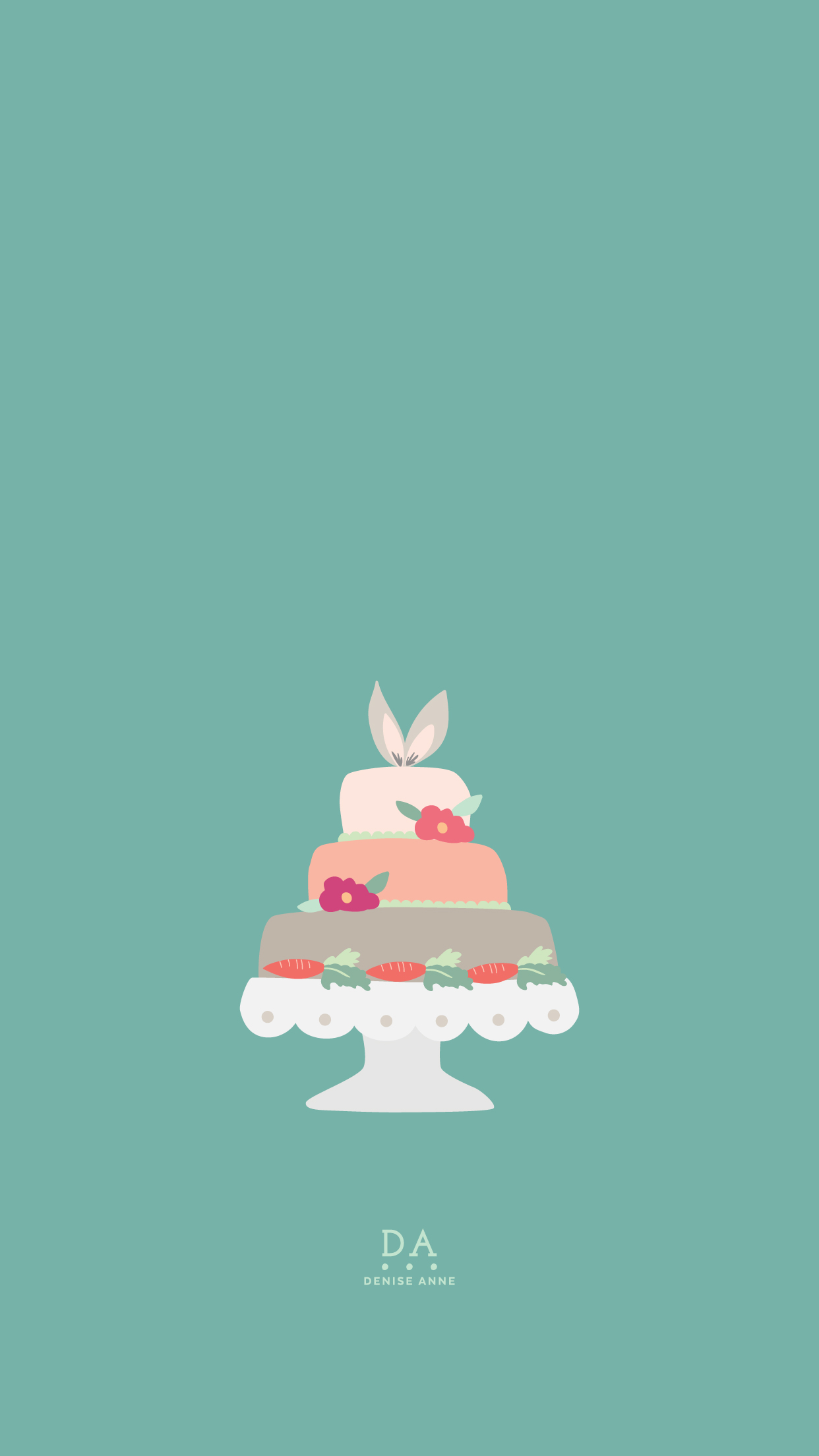 Easter Cake - Click for download links