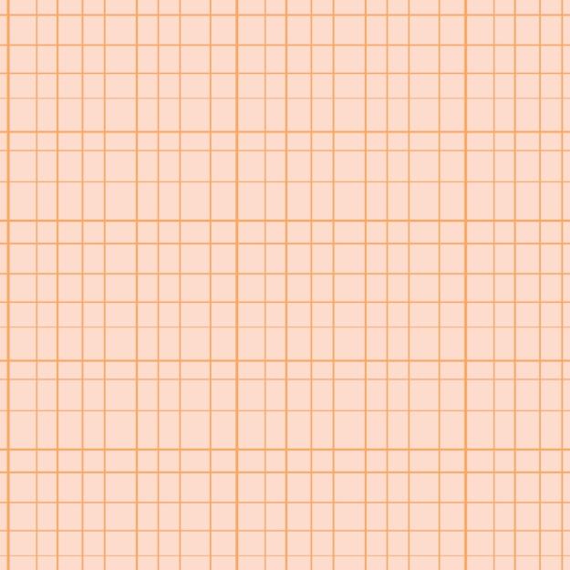 Simple Plaid Orange - Digital Paper Sheet - Click image to download