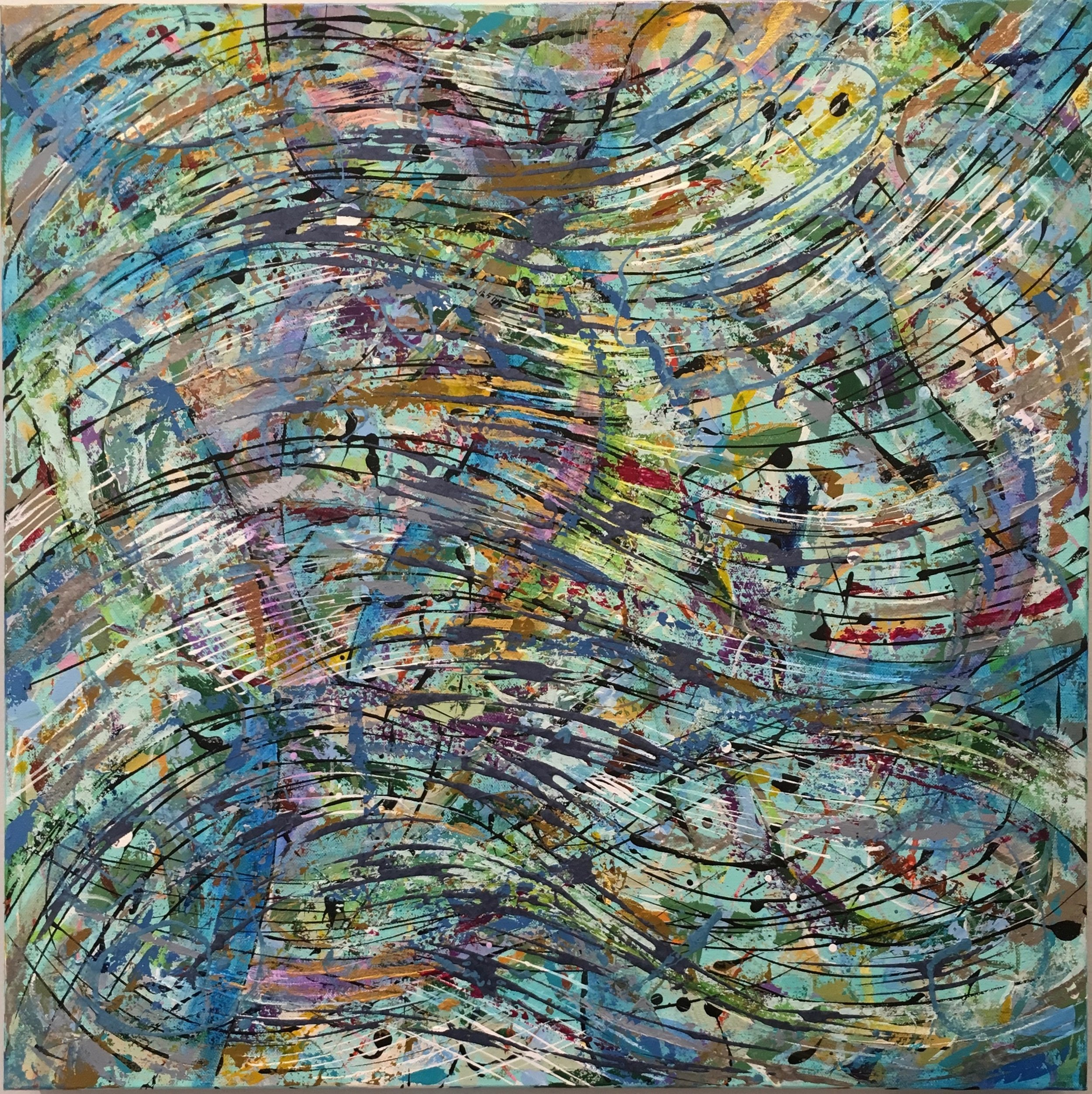 Laurie Hansen, Welcome Wind