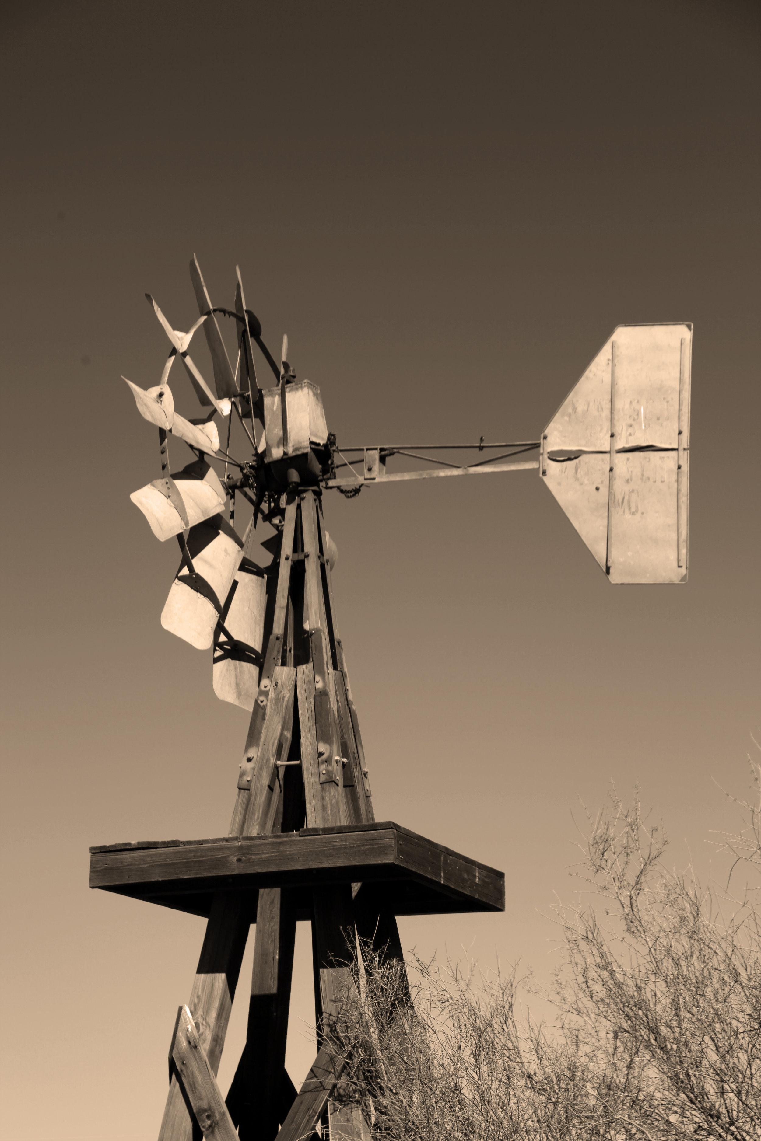 S. Berlin, Windmill