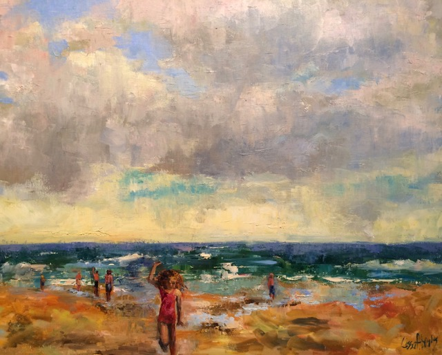 L. Abrams, Ocean of Calomine Lotion