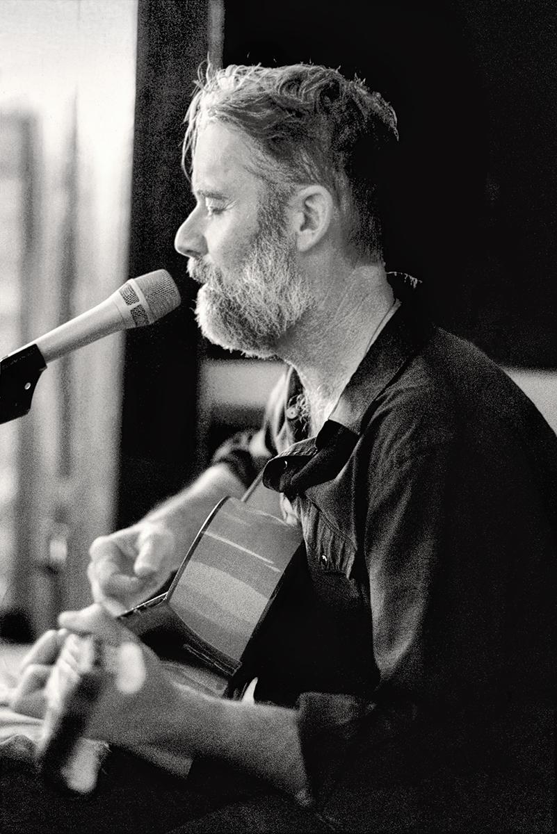 N. Schlosberg, Mr. Soul