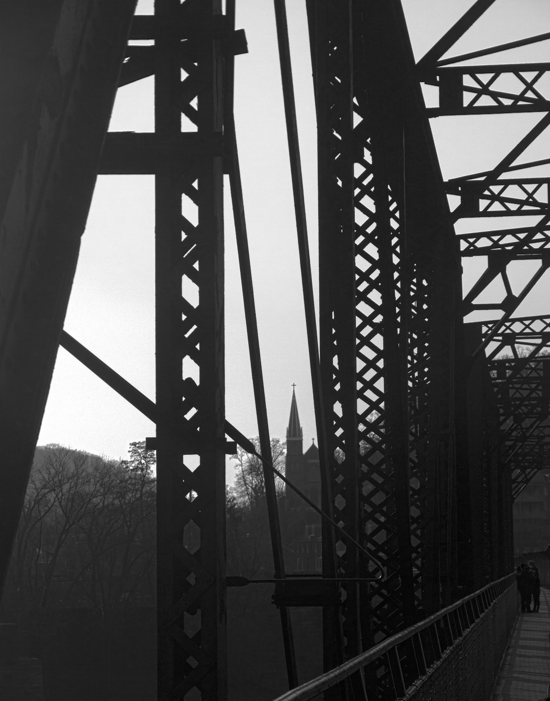 D. Pumplin, Pumplin, Harpers Ferry Bridge