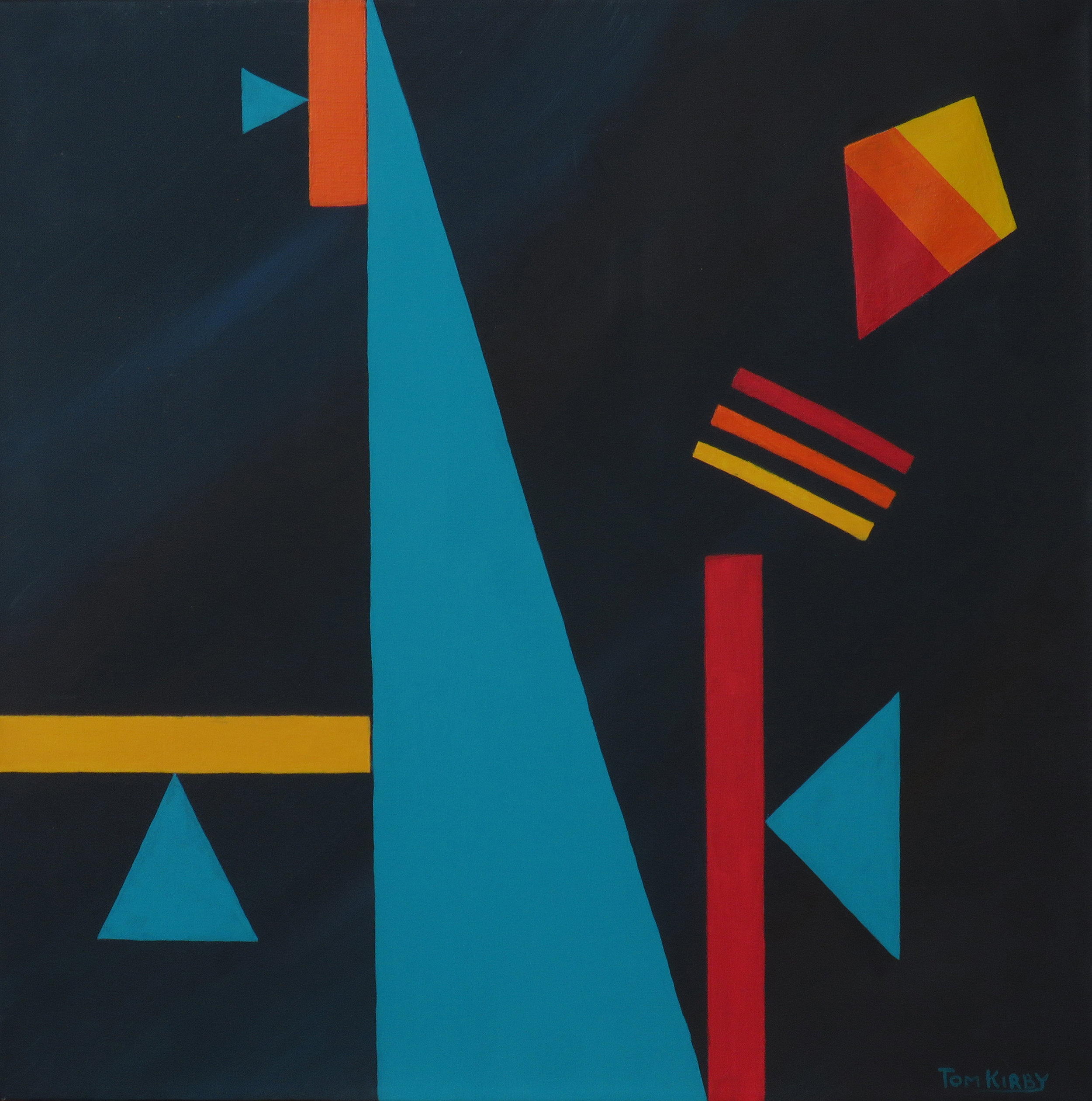 T. Kirby, Triangulation