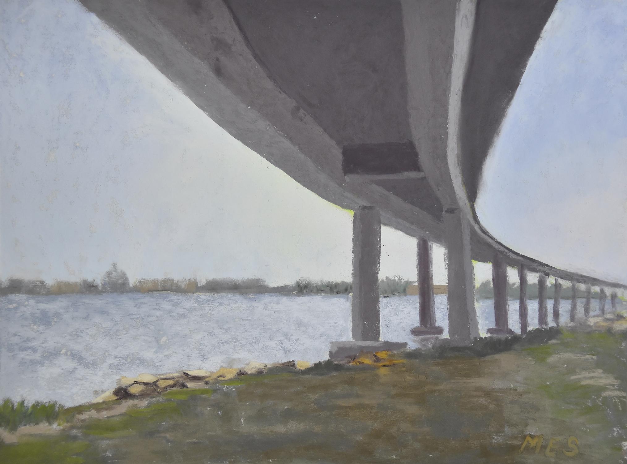 M.E. Simon, Under the Bridge, I