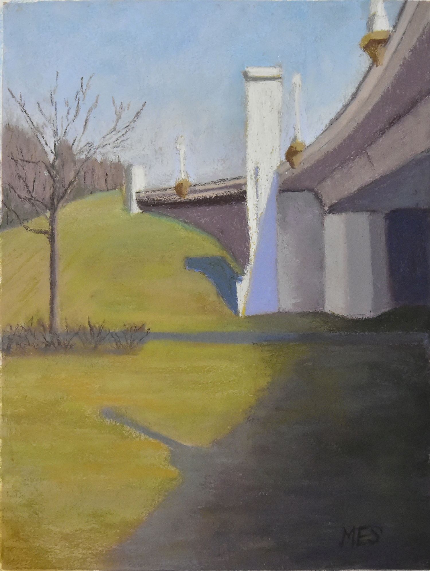 M.E. Simon, Under the Bridge, III