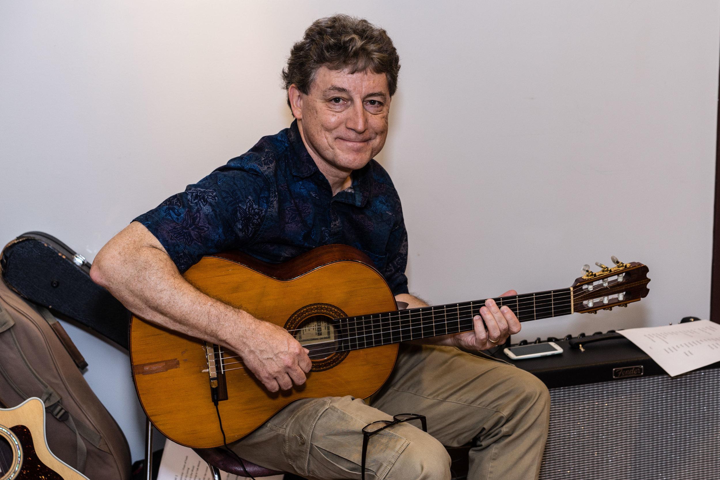 guitarist Joe Loftus