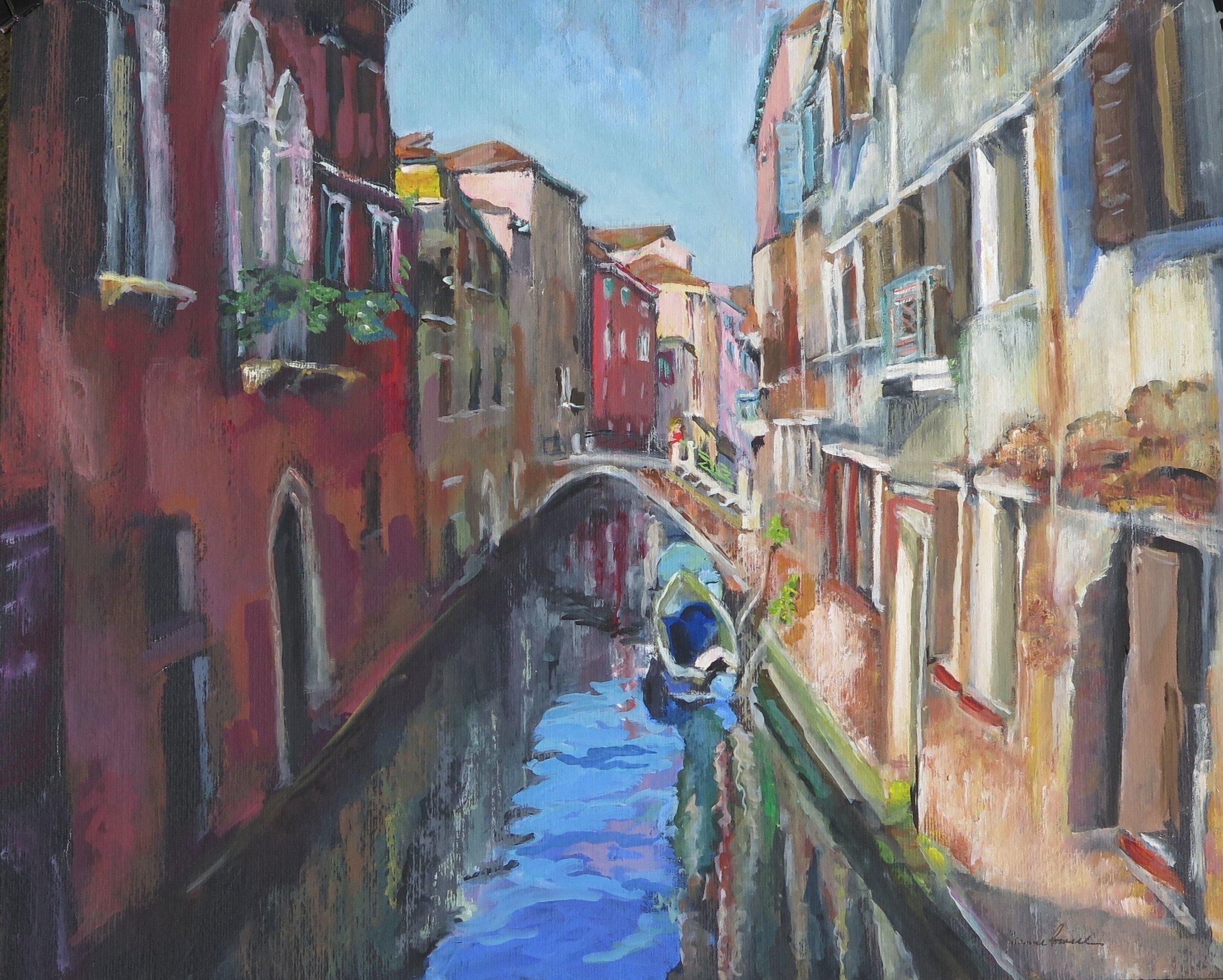 J Powell, Venice Memory