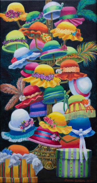 D. Golden, Hats