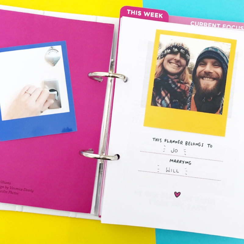 Starting to plan our next adventure! Eeek! with the  @rocknrollbride  x  @veronicadearly  planner