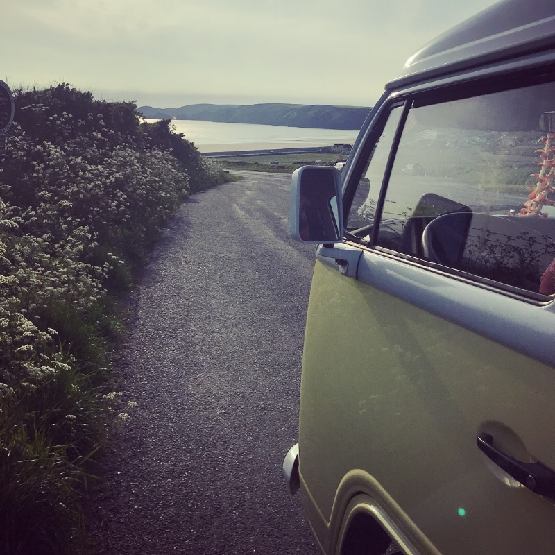 Cotswolds to Pembrokeshire road trip