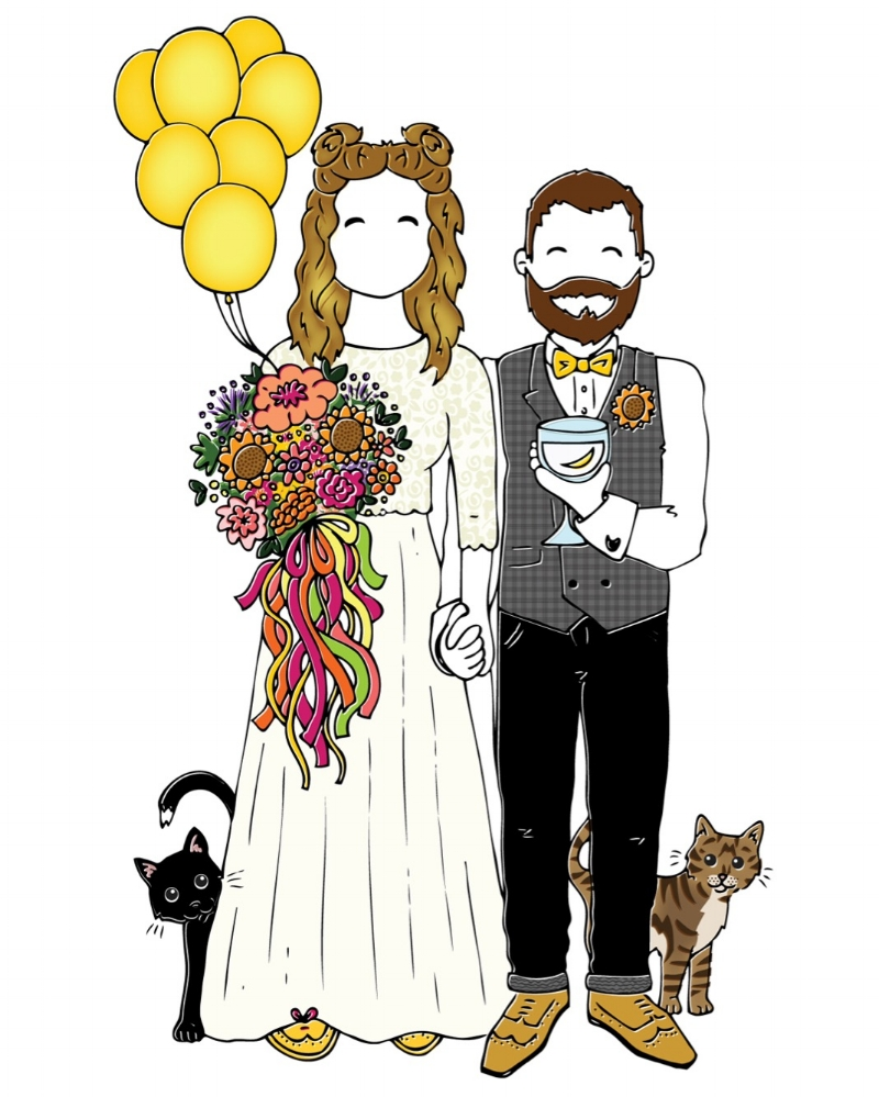 Mr & Mrs Sunshine ☀️ 2018.