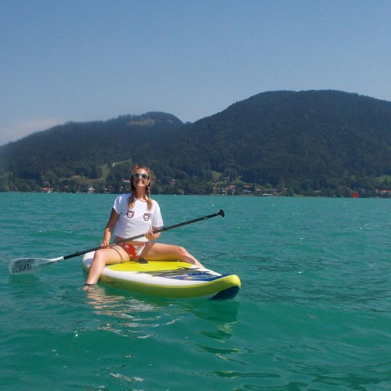 Lake, sea, lido or paddling pool, I bloody LOVE the water 💦