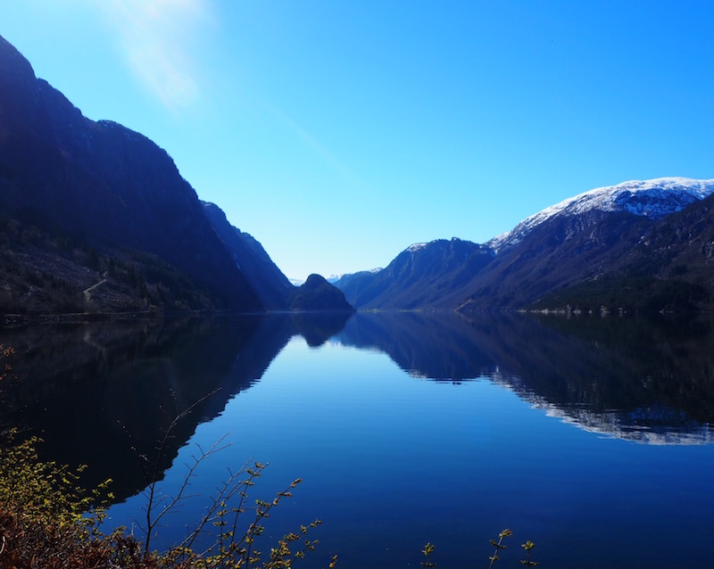 Norway, you will never fail to take my breath away!