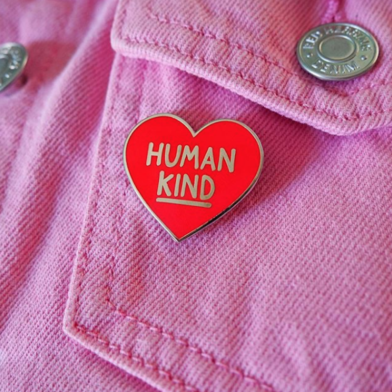 📷  Hello DODO  : Human Kind pin