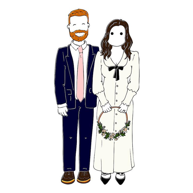 Hello Sunshine wedding portrait Emma and Ben.jpg