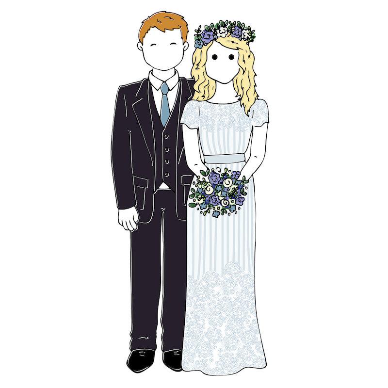 Hello Sunshine wedding portrait Olley & Beth.jpg
