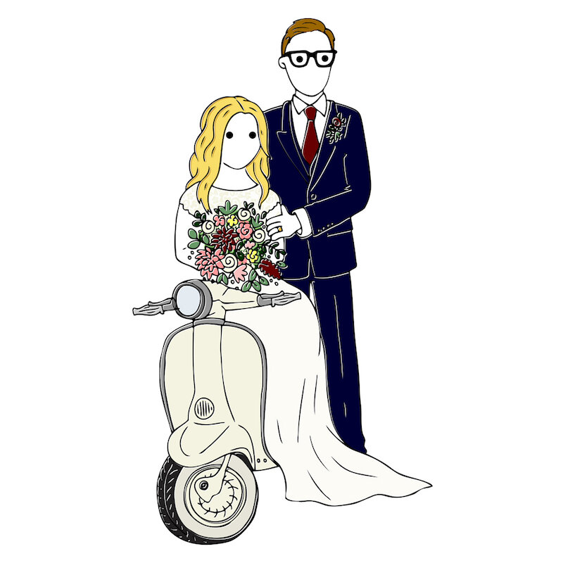 Hello Sunshine wedding portrait karl and charlotte.jpg