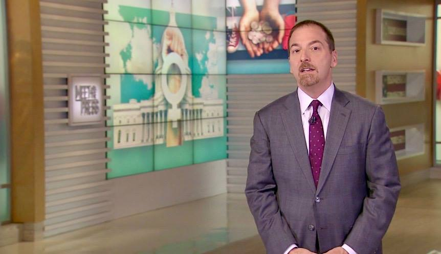 """Chuck Todd, of Meet The Press:NBC Presents""""The Girl WhoCannot Speak"""" - NBC, Presenting The Girl Who Cannot Speak :https://www.nbcnews.com/meet-the-press/video/viewer-discretion-advised-the-girl-who-cannot-speak-1336713283575"""