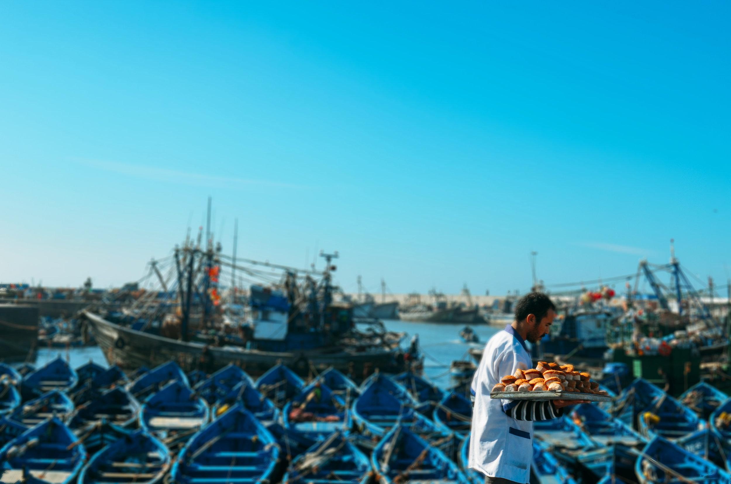 Essaouira © Sara Lima