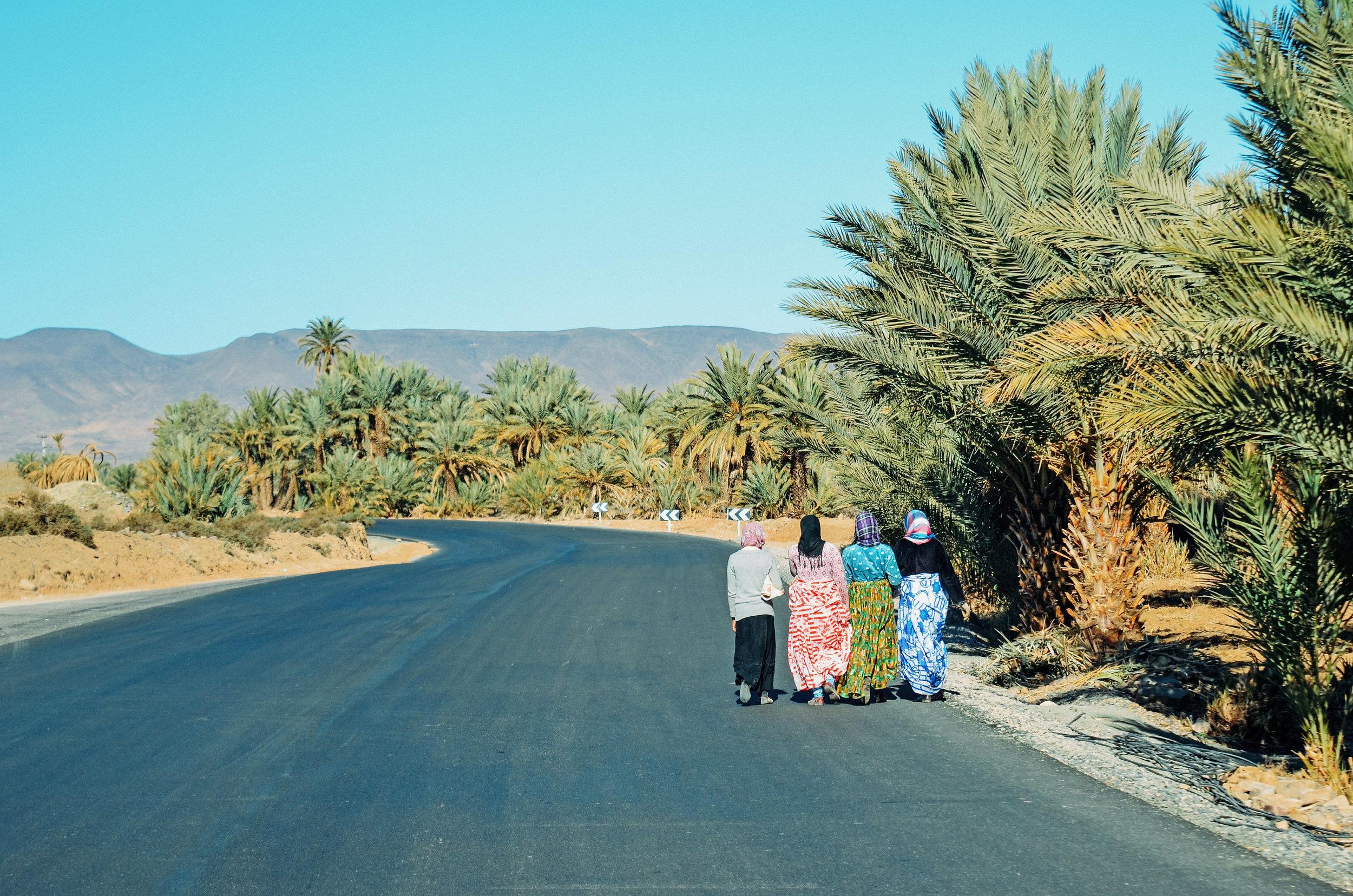 On the way to Zagora © Sara Lima