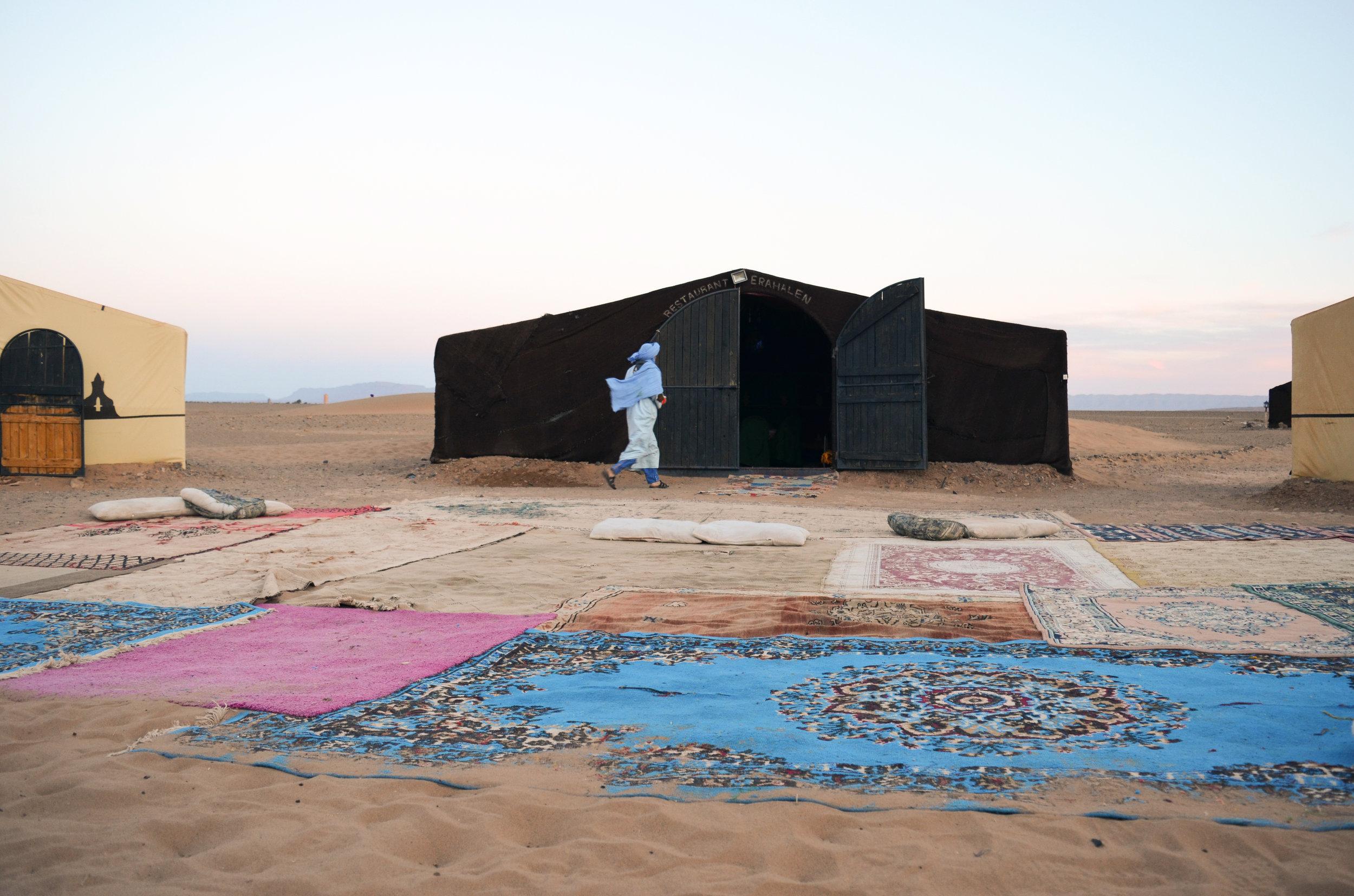 Zagora Desert © Sara Lima