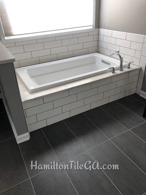 We always install a REMOVABLE panel beneath these tubs. It's so 20 years down the road if something happens to the plumbing beneath the tub, you just remove the panel and your plumber can go to work. We did a job recently where we had to demo the panel beneath the tub because of a plumbing leak. It happens!