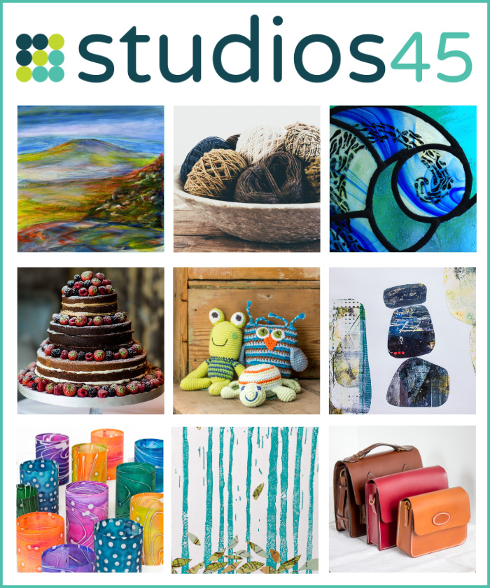 Studios 45 | Helen Poremba Textile Art & Sewing Classes