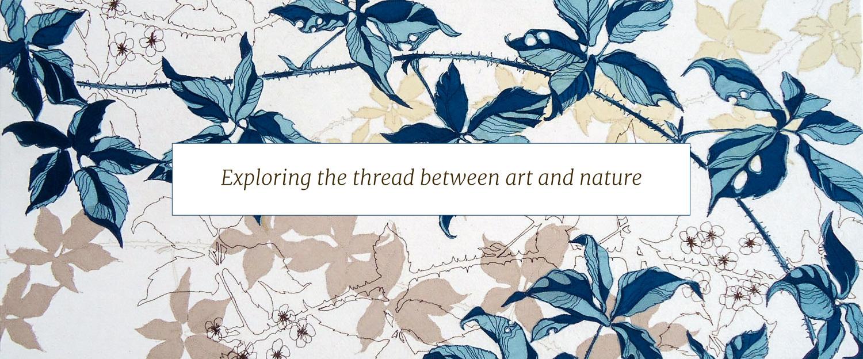 Artist Profile | Helen Poremba Textile Art & Sewing Classes