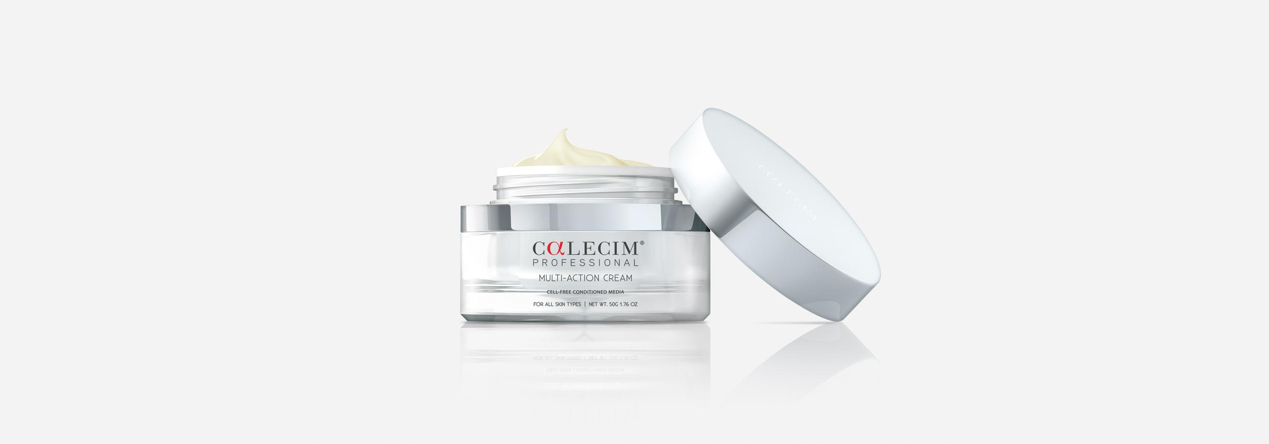 Calecim — CellResearch Corp