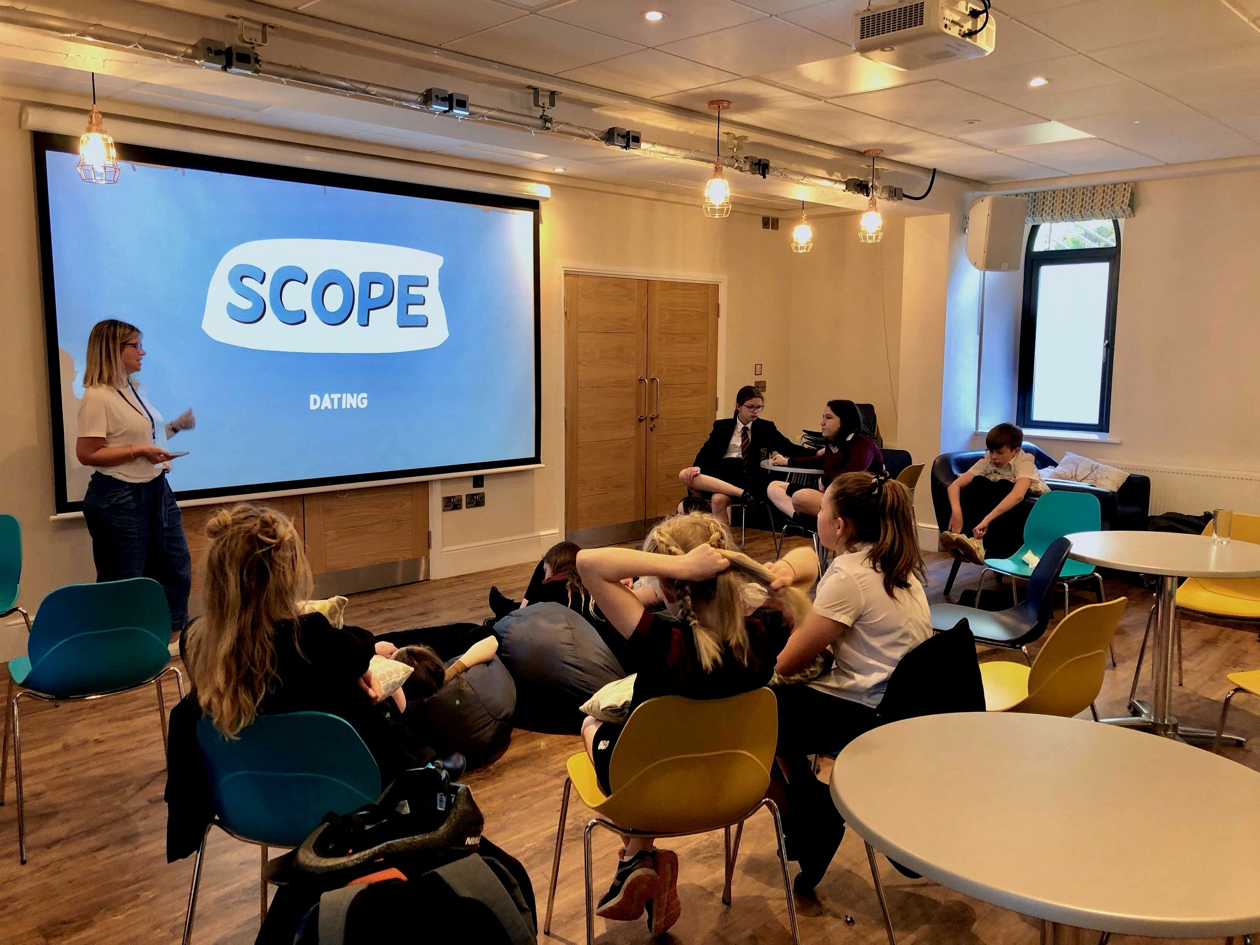 Scope - Thought provoking workshops