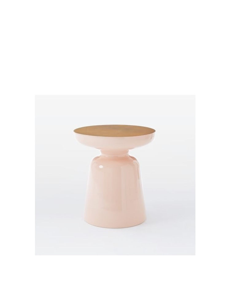 PINK MARTINI ACCENT TABLE