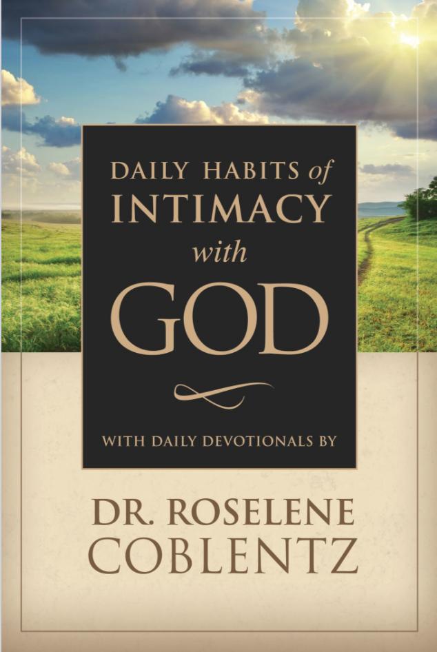 Daily Habits - Author Dr. Roselene Coblentz Book, Tulsa, OK