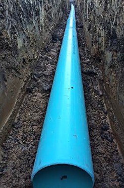 Storm Drainage Pipe