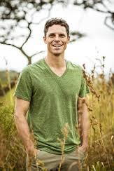 Trevor Steyn, founder of Esse Organic Skincare