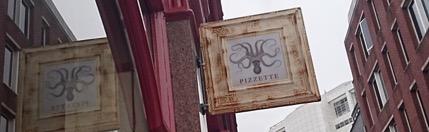 Venetian tapas at  Polpo at Ape & Bird on Shaftesbury Avenue, Central London.