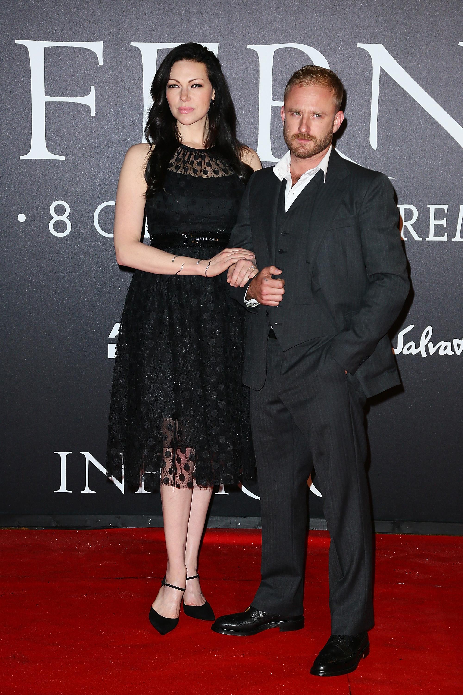 Laura Prepon y Ben Foster
