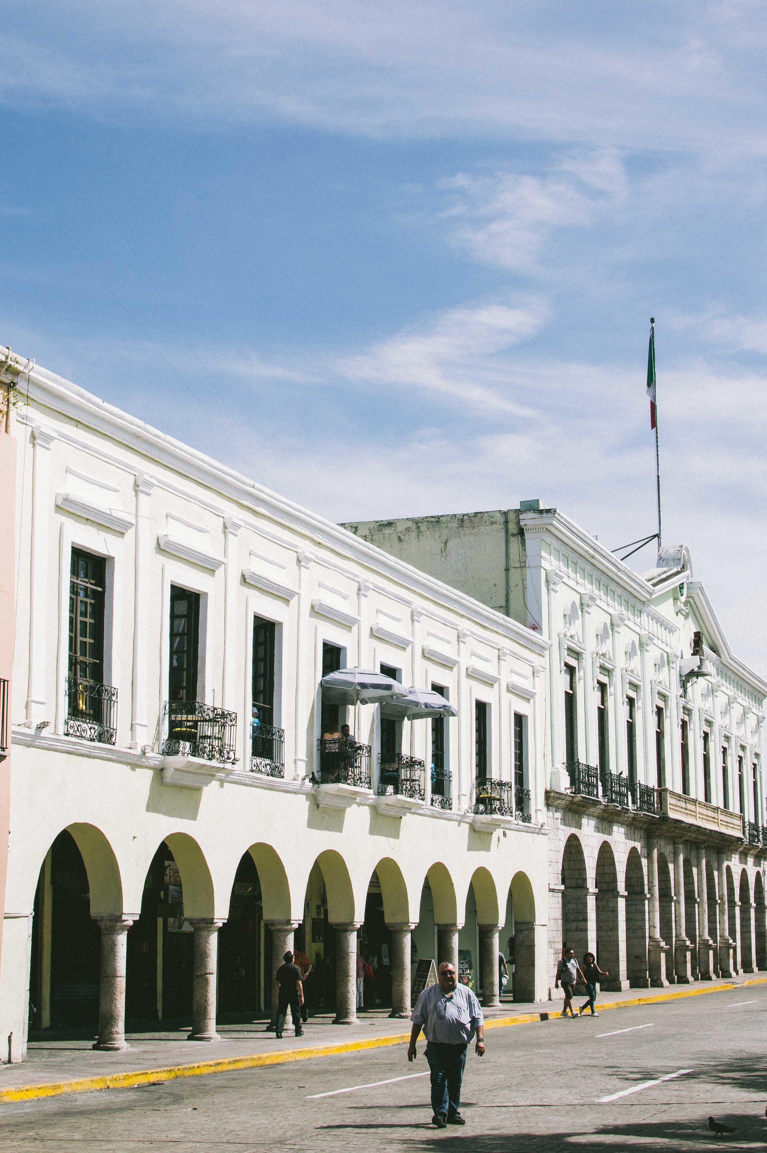 Centro de Mérida