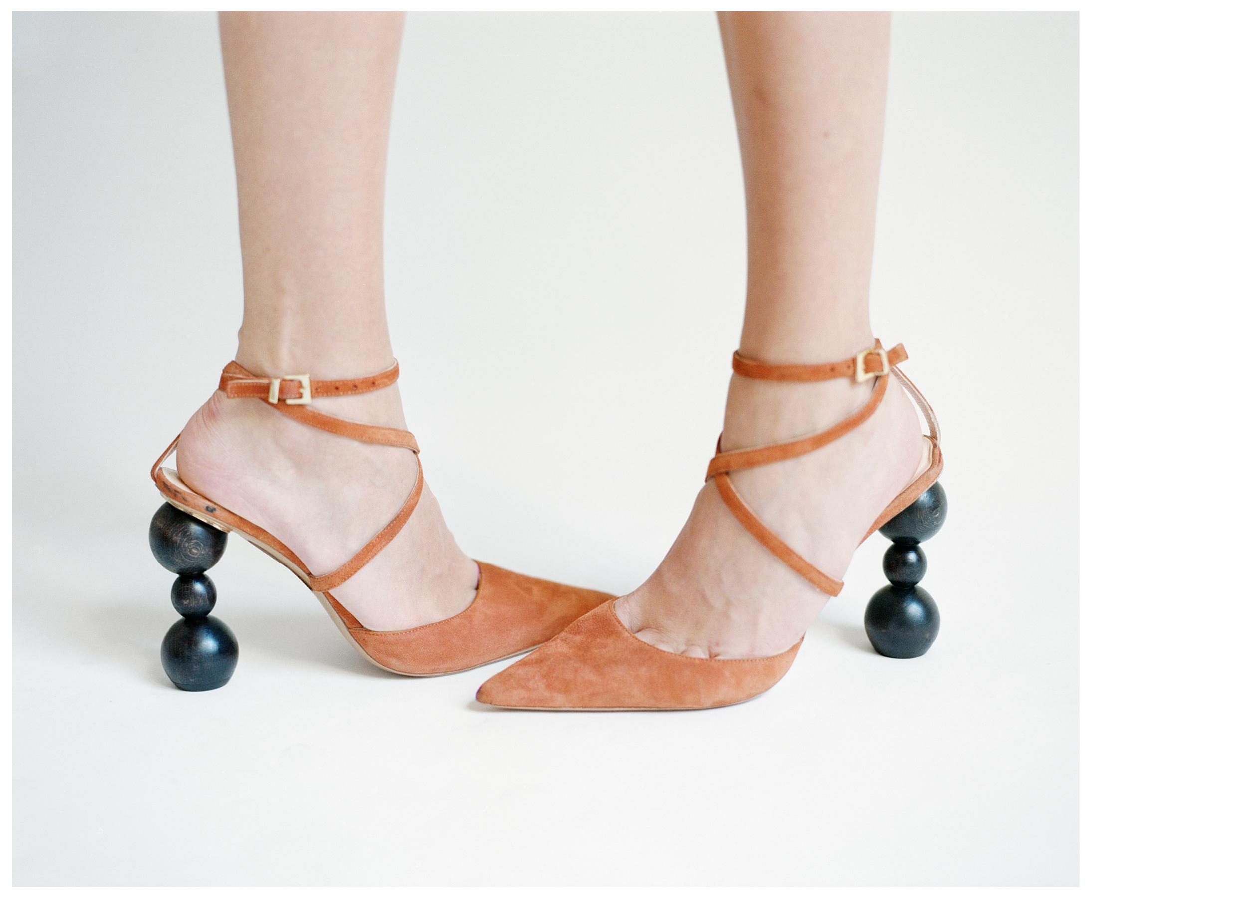 Sandalias de  JACQUEMUS.