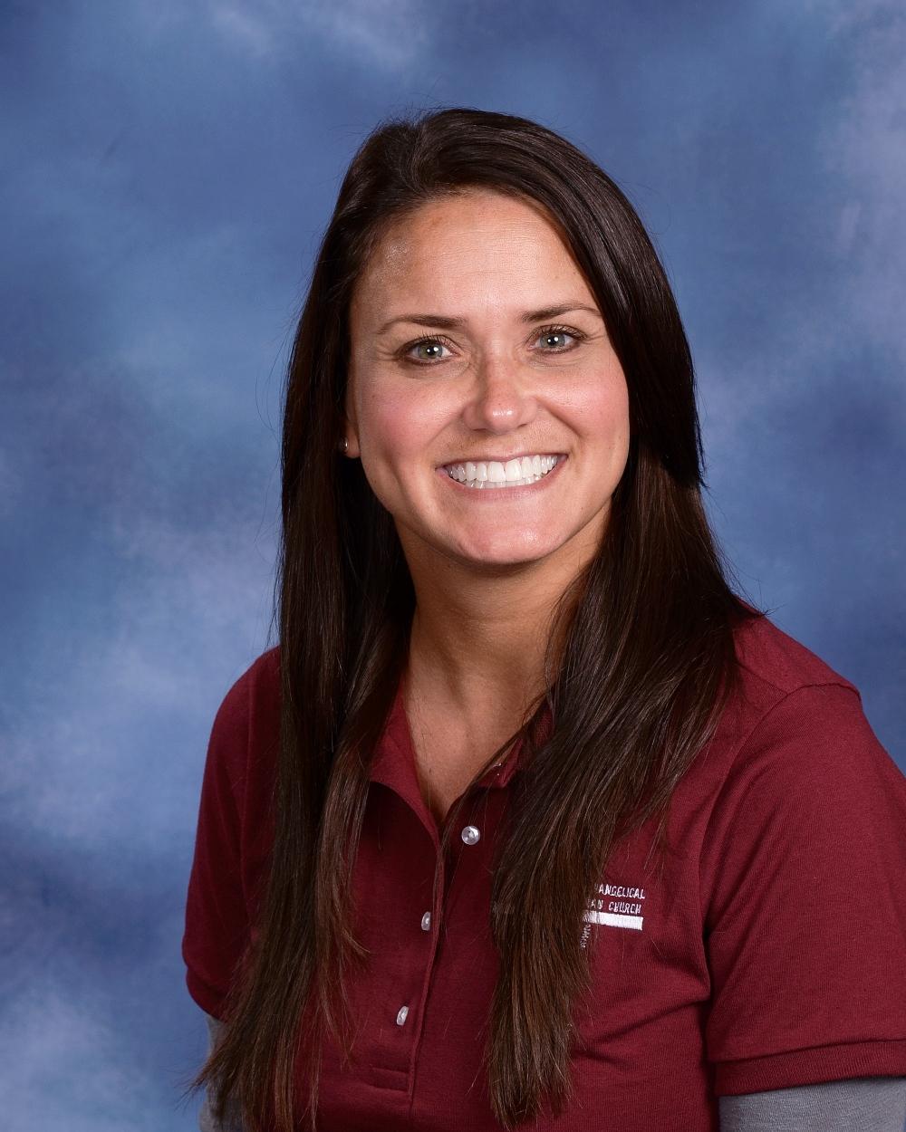 Julie Welch - Preschool Director    preschool@    davidlutheran.org