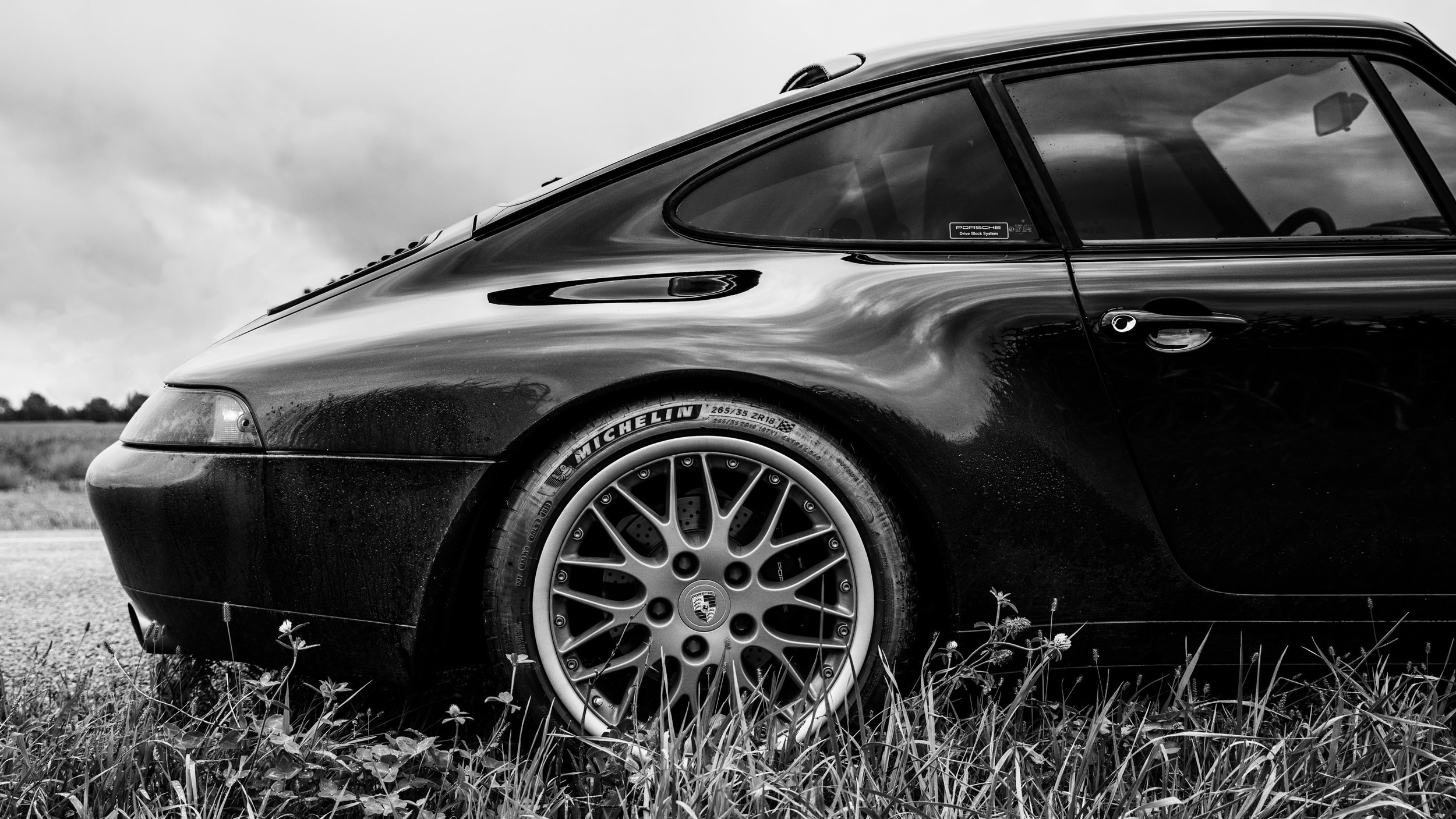 1996 993 Carrera -