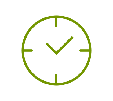 Save time by using our automated corporate governance processes -