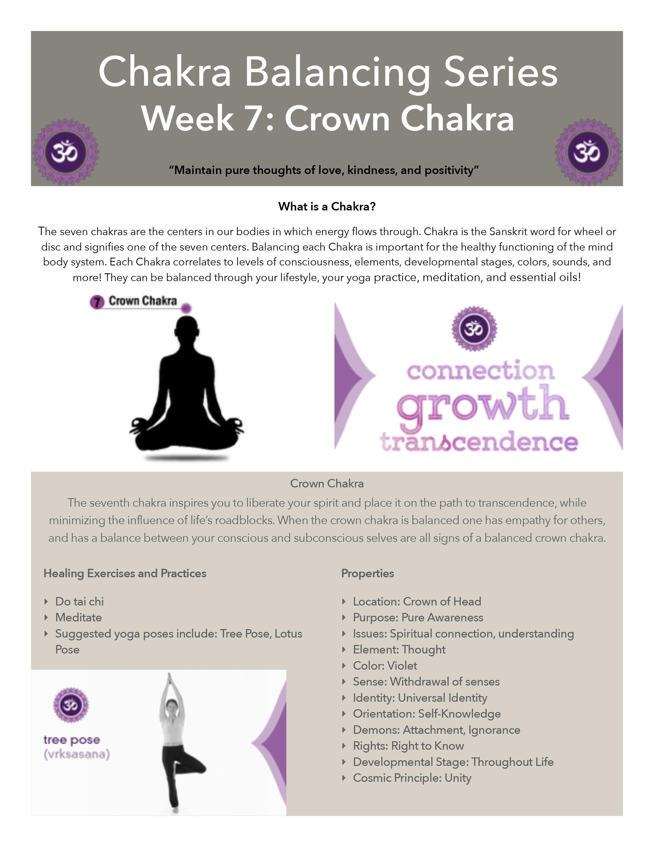 Crown Chakra — BEYOND ZEN STUDIO