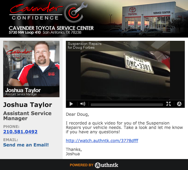 service-video-dealership