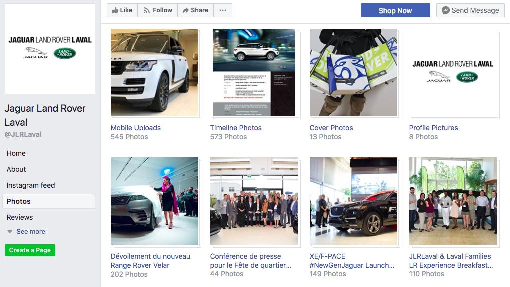 Laval Facebook