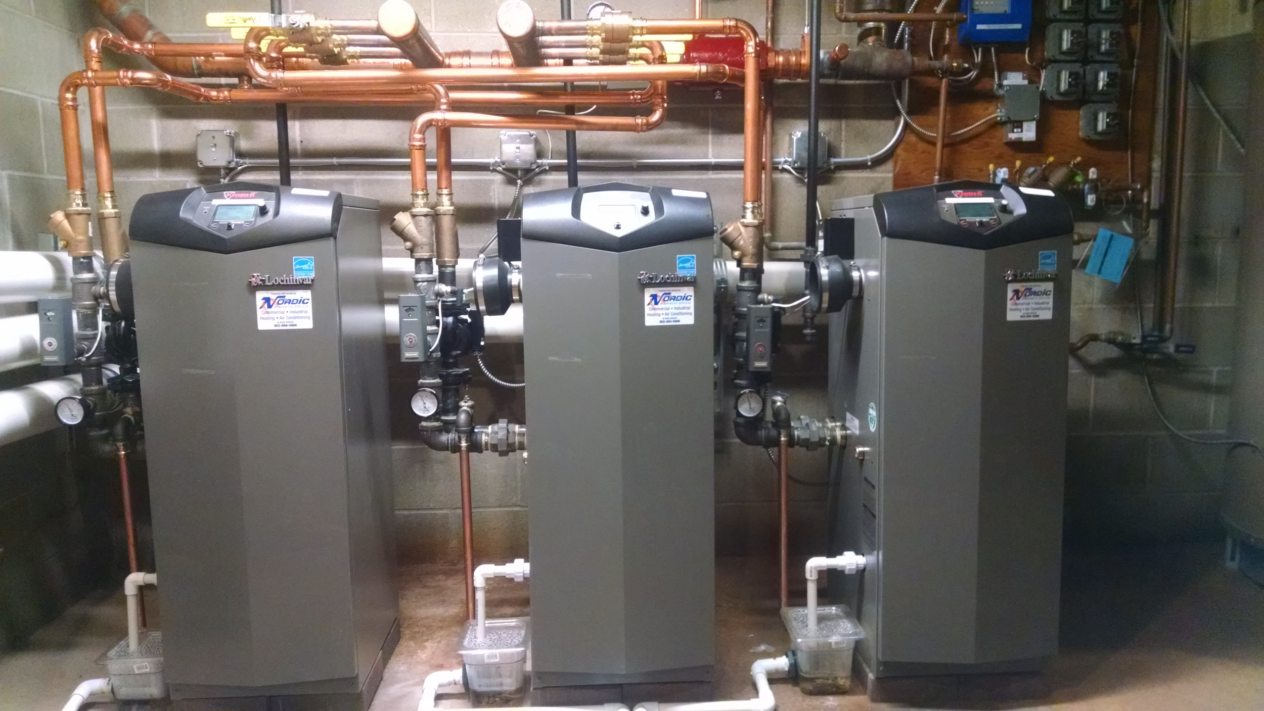 Boilers After